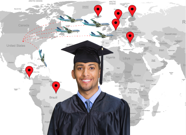 Go To College Free – Abroad