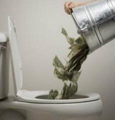 10 Things Americans Waste Money On