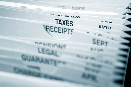 Filing taxes for the first time tips