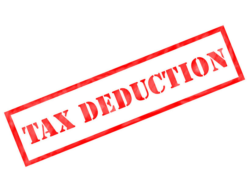 tax deduction, standard deduction vs itemized deduction